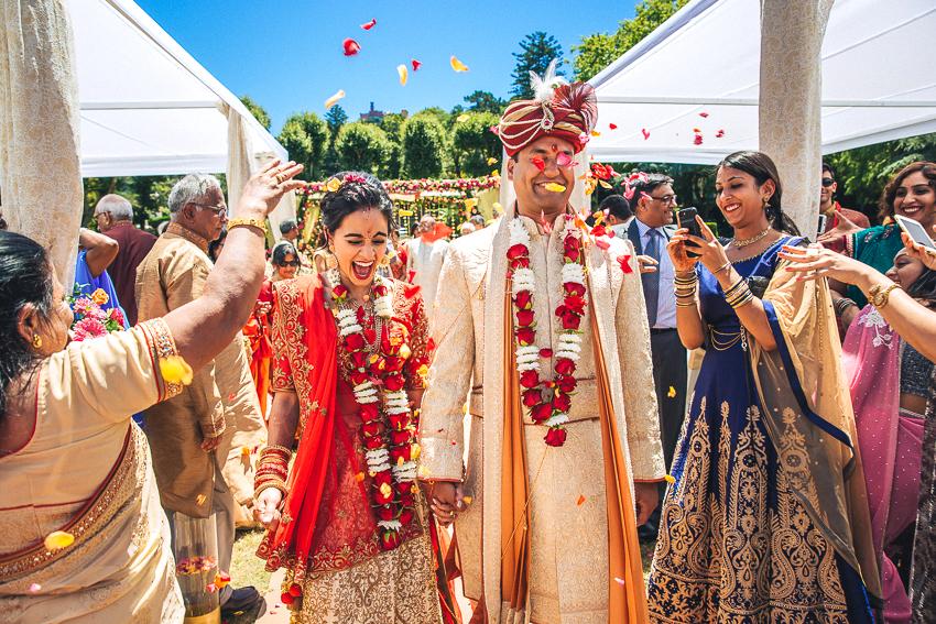 Fotografia de Casamento Indiano