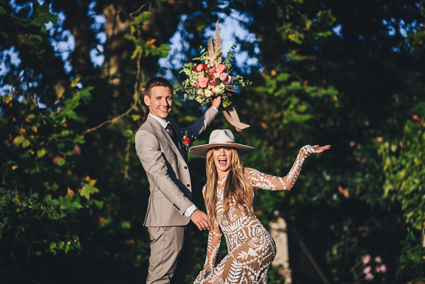 Portugal Boho Chic Wedding