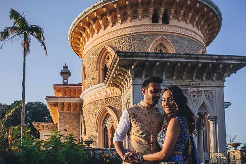 Engagement Session in Monserrate