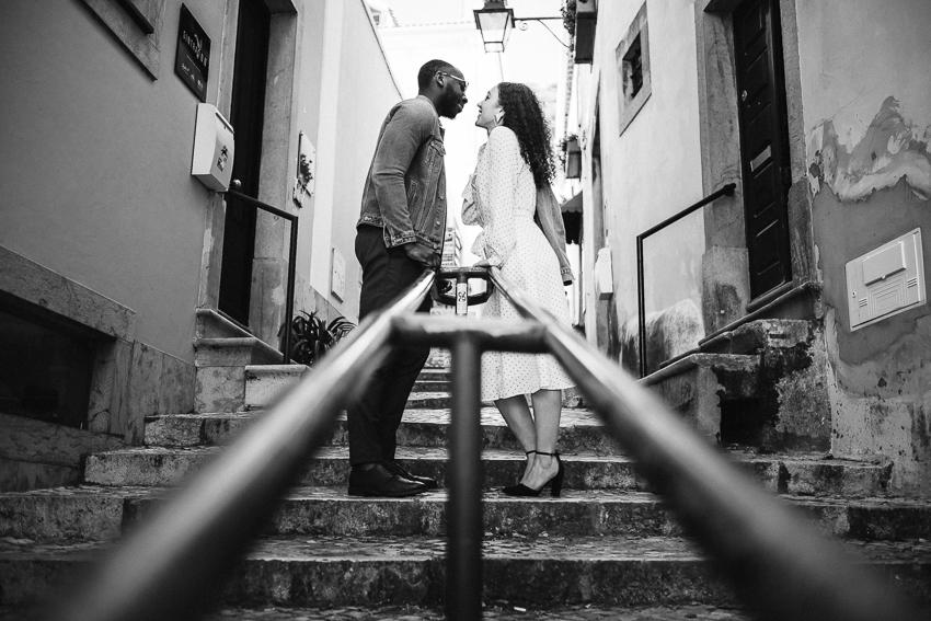 Sessão fotográfica em Sintra