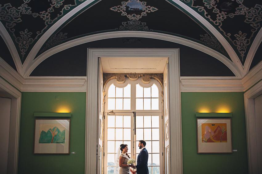 Jewish Wedding at Palácio do Freixo