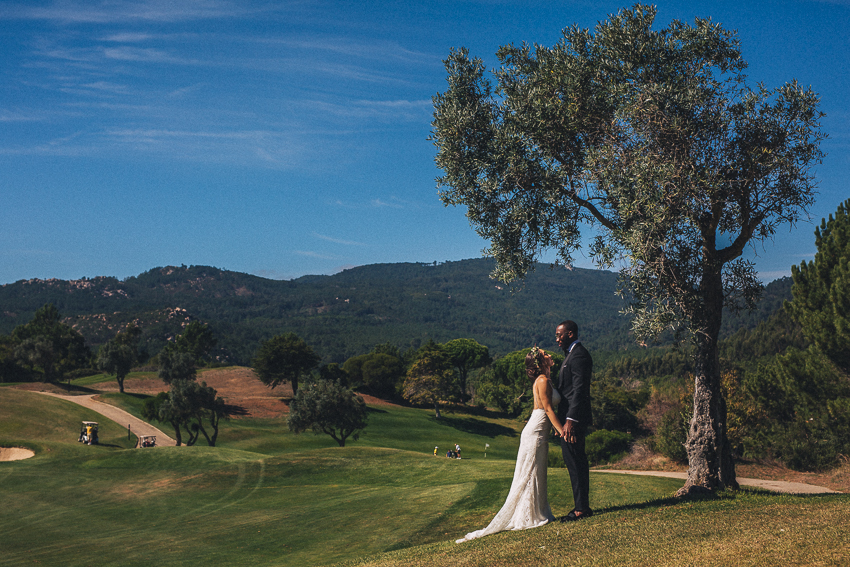 Destination Wedding at Penha Longa