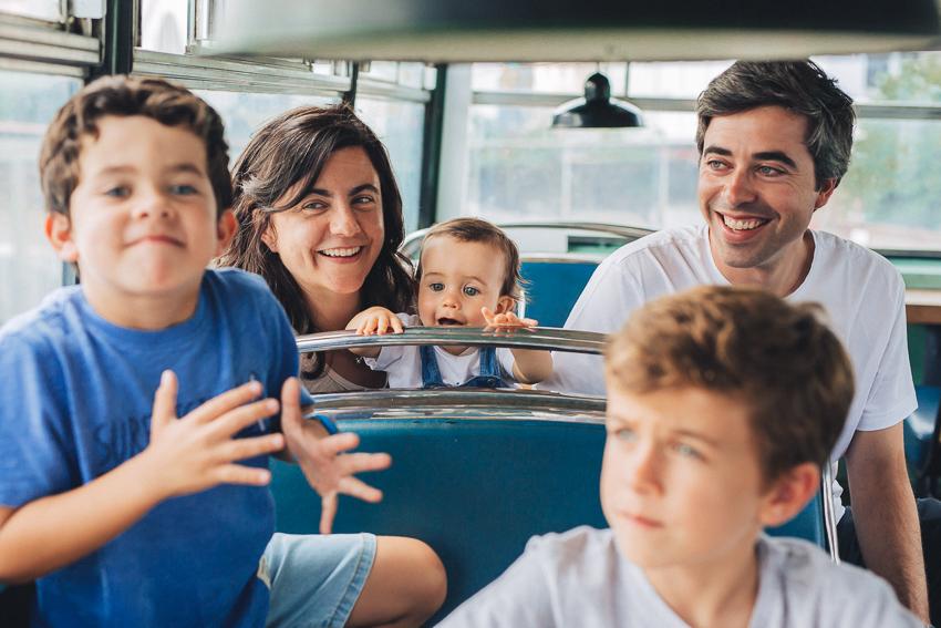 Sessão de Família em Lisboa