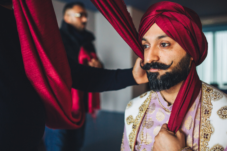 Winter Indian Wedding in Portugal