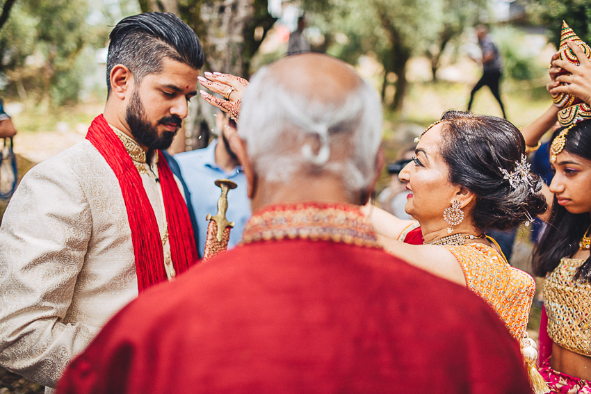 Indian Wedding in Sintra