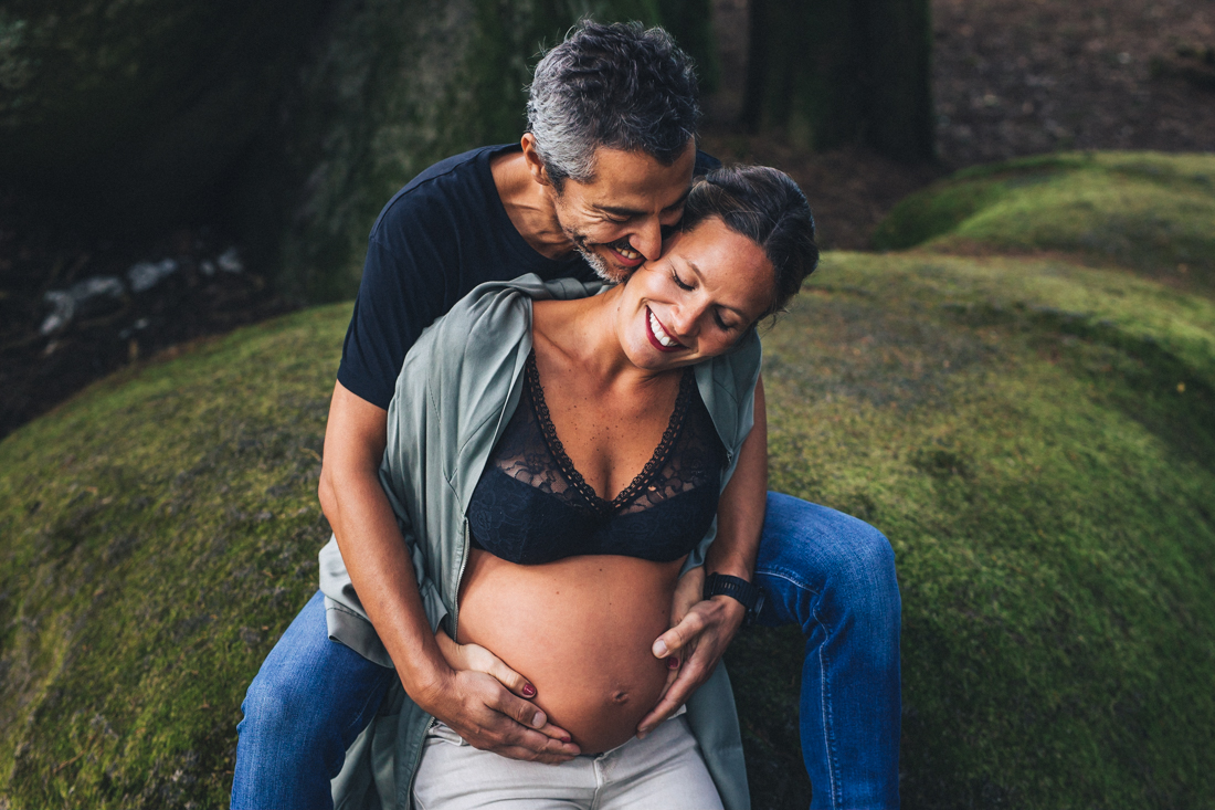 Pregnancy Photo Shoot in Portugal