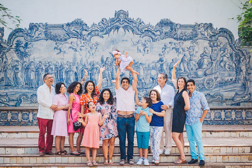 Family Photoshoot in Cascais