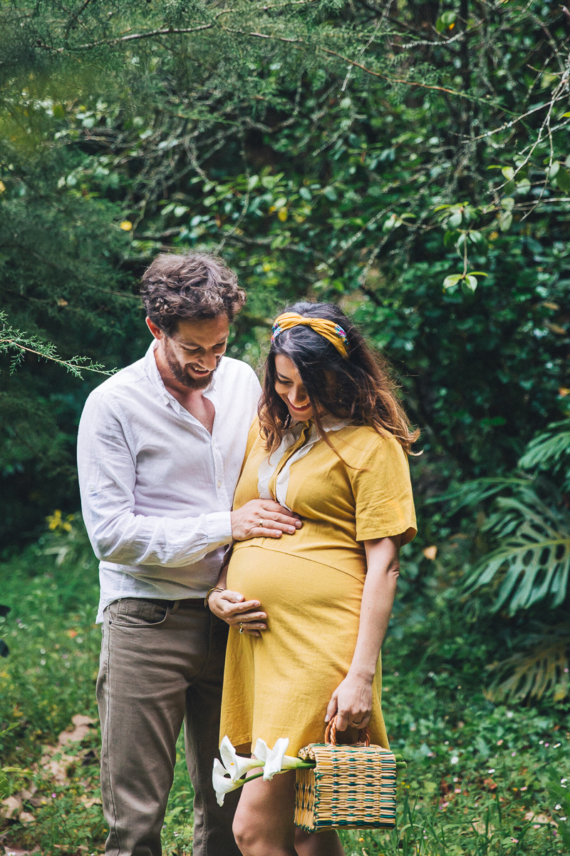 Maternity Photoshoot in Lisbon