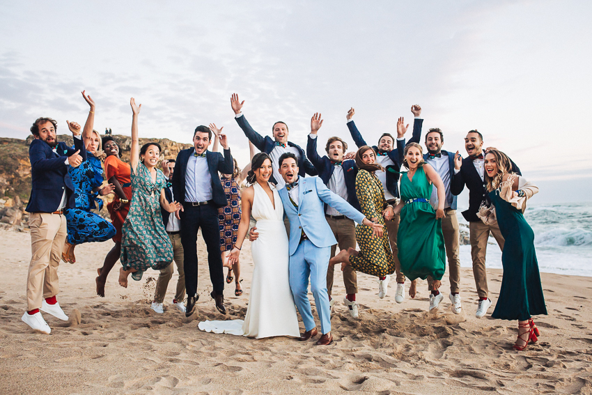Wedding at Arriba By The Sea